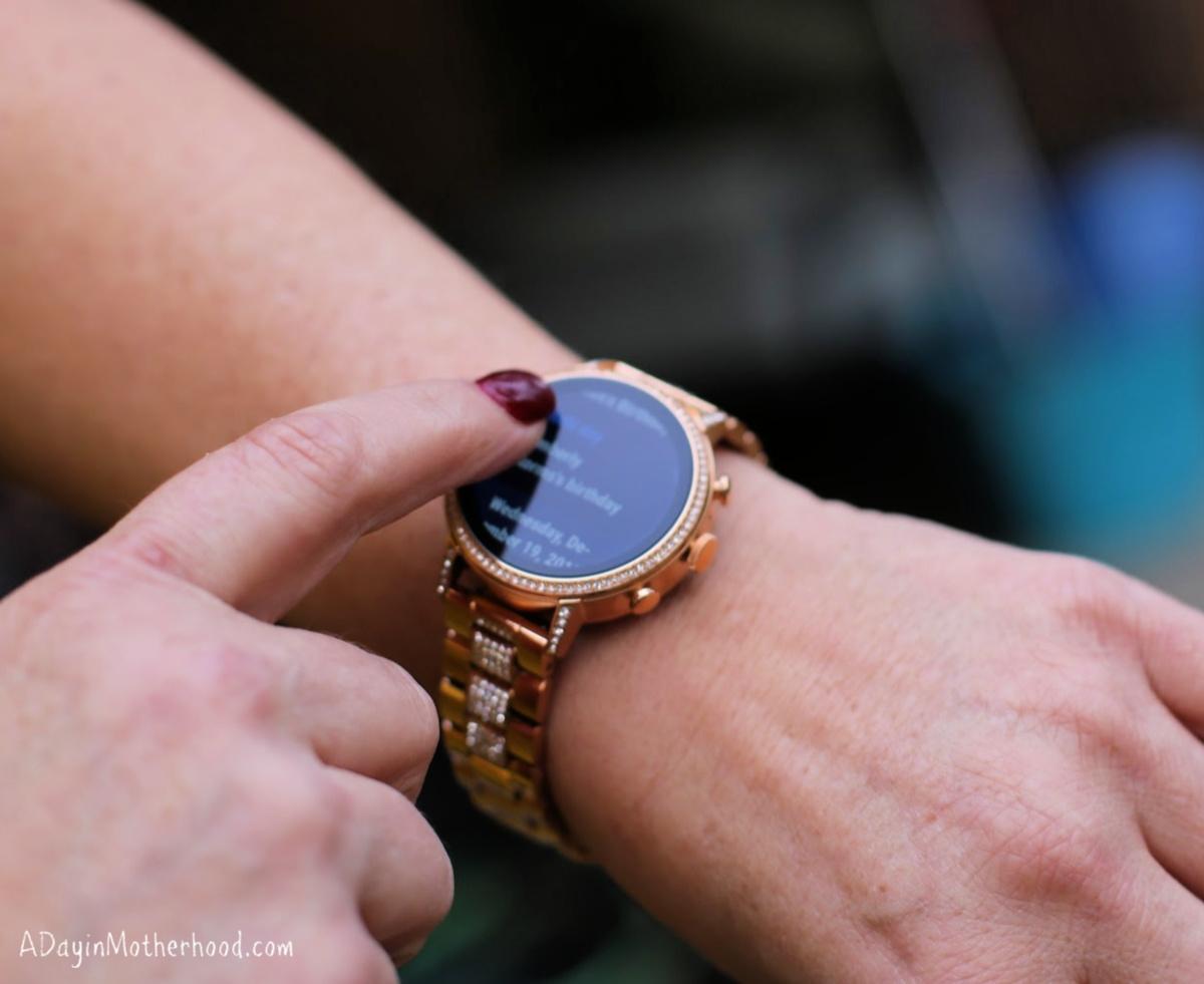 Fitness Tech Alert: Fossil Gen 4 Venture HR Smartwatch for your calendar