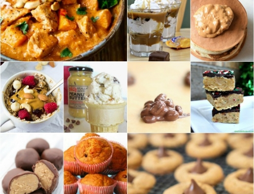 Peanuts Recipes for Breakfast, Lunch, Dinner and Dessert