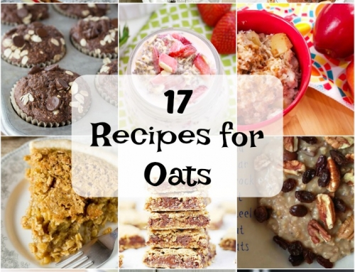 17 Ways to Add Oats to Your Diet This Year