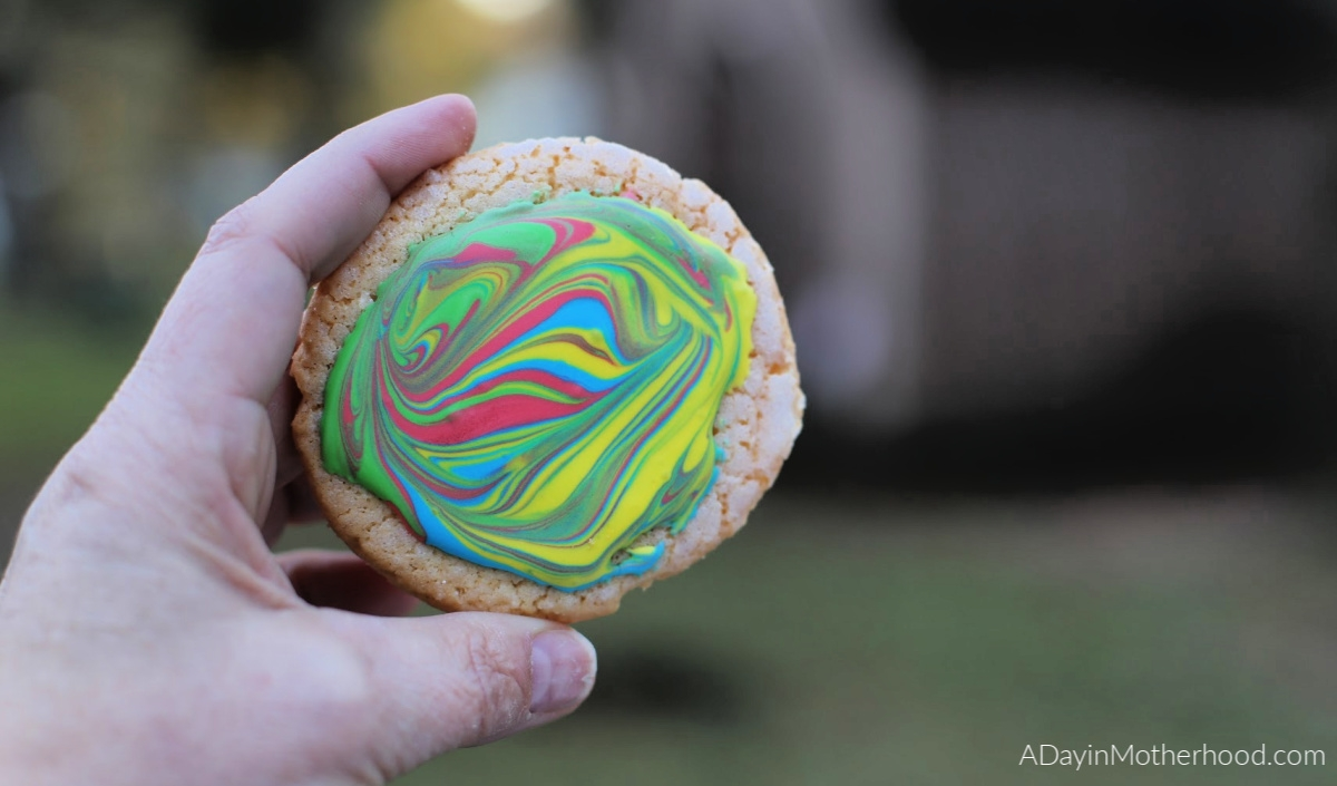 Goosebumps 2 Movie Night: Vortex Cookies