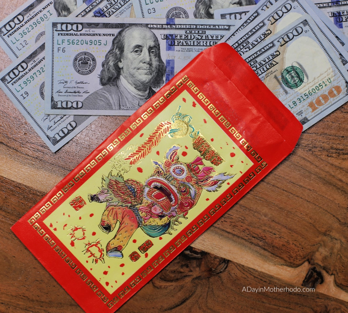 Celebrating Chinese New Year: A New Family Tradition with money