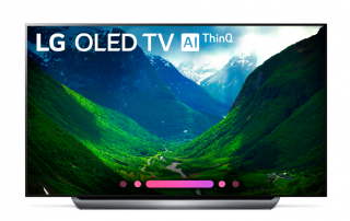 The 77'' Class LG OLED C8 TV Brings the Wow at Best Buy