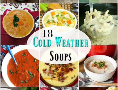 Cold Weather Soups to Keep You Warm