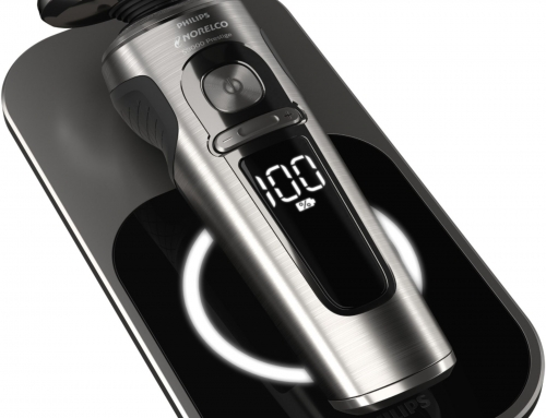 NEW: Philips Norelco S9000 Prestige Qi-Charge Electric Shaver at Best Buy