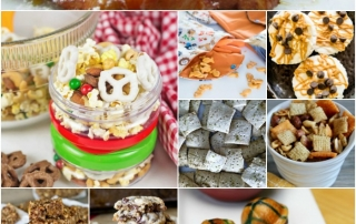 10 snacks to celebrate National Snack Food month