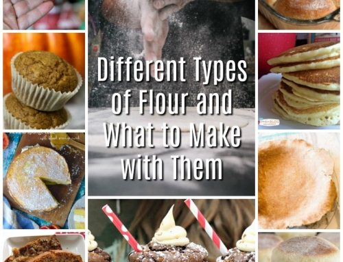 The Many Types of Flour and What to Make with Them