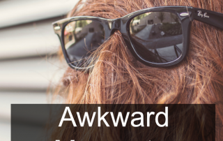 We all have them. It's time to share your awkward moments with the world.