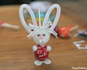 How to Make a Bunny Lollipops for fun