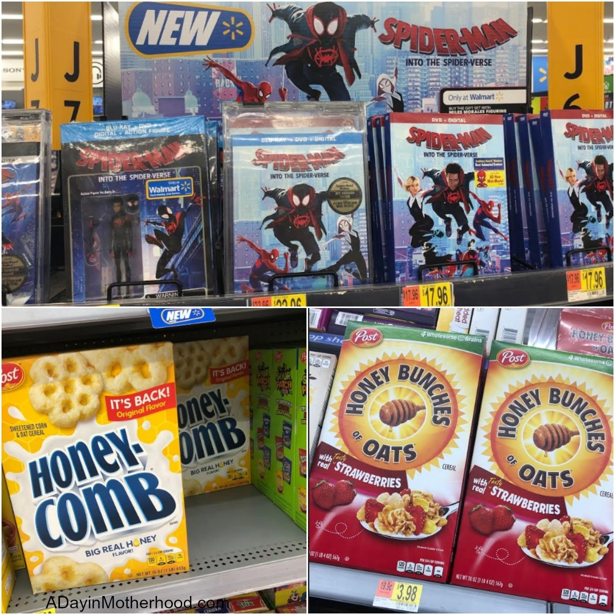 Spider-Man into the Spider-verse + Fun Treats = A Fun Filled Movie Night from walmart
