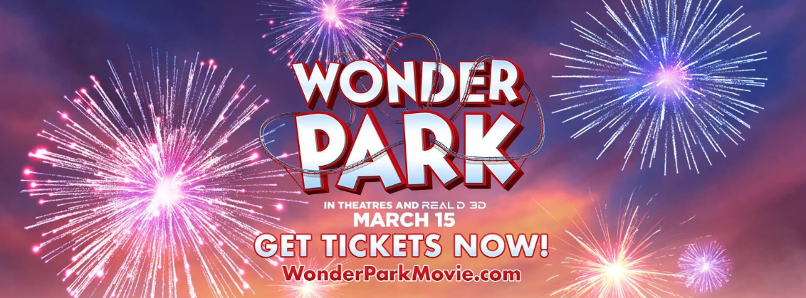 Wonder Park is FINALLY HERE: In Theaters FRIDAY!!