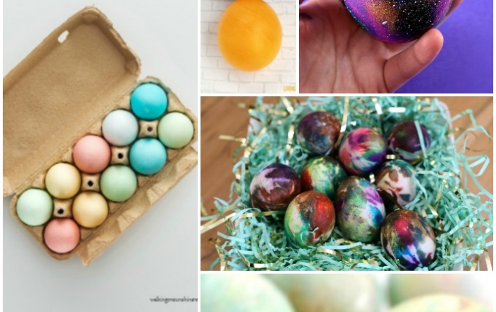9 Creative Ways to Decorate Easter Eggs