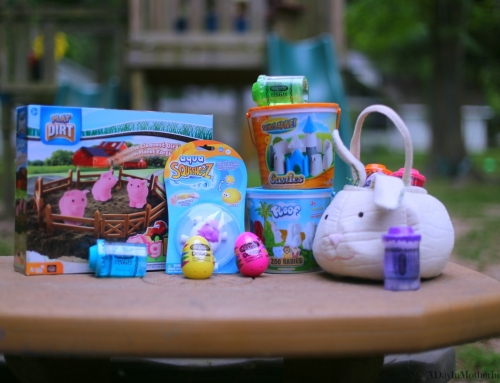Crayola Makes Stuffing Easter Baskets Full of Fun