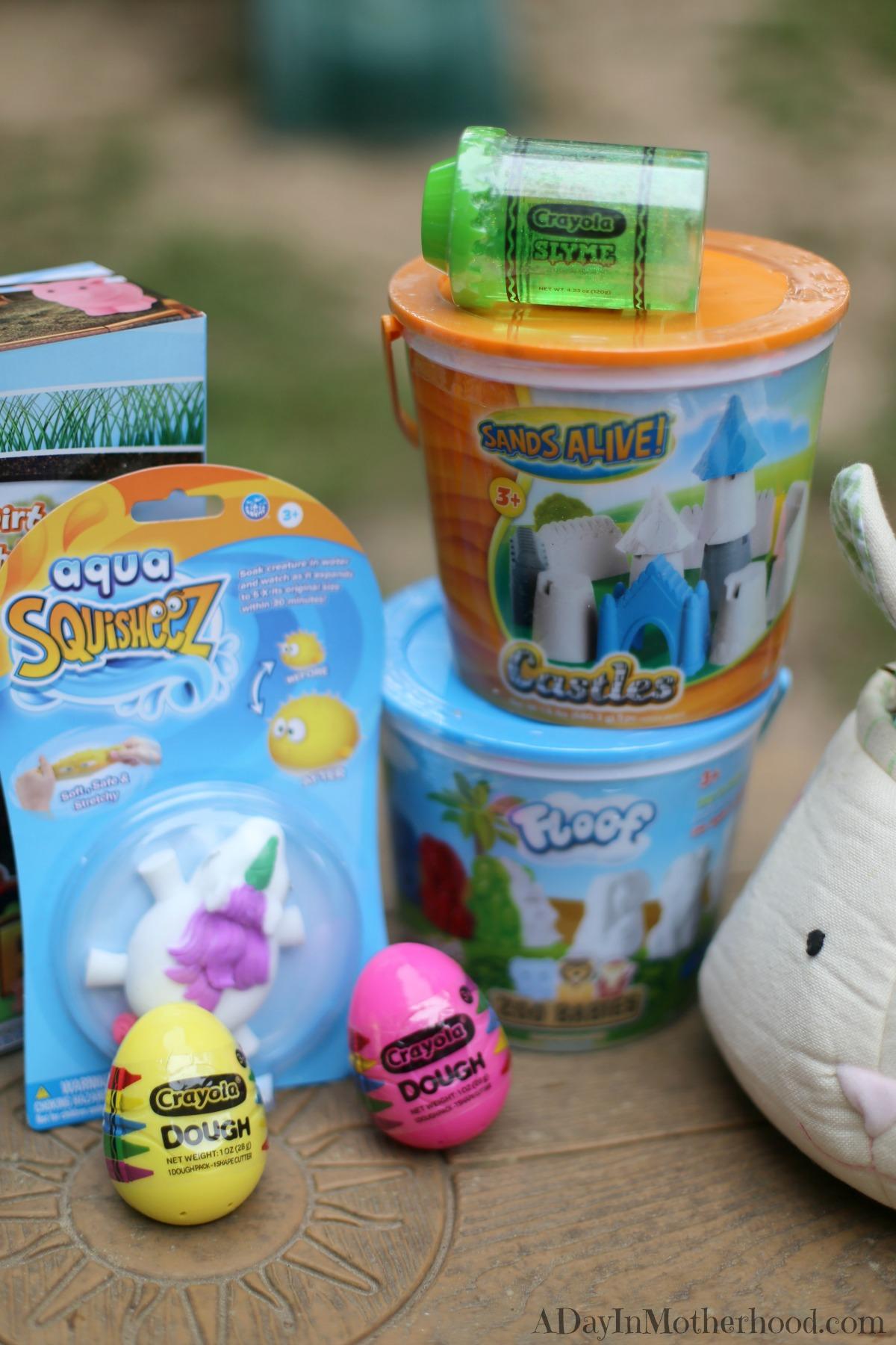 Crayola Makes Stuffing Easter Baskets Full of Fun Floop