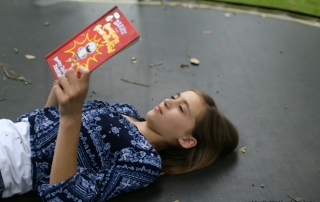 'Diary of an Awesome Friendly Kid' Offers fun Reading for Awesome Kids upsidedown