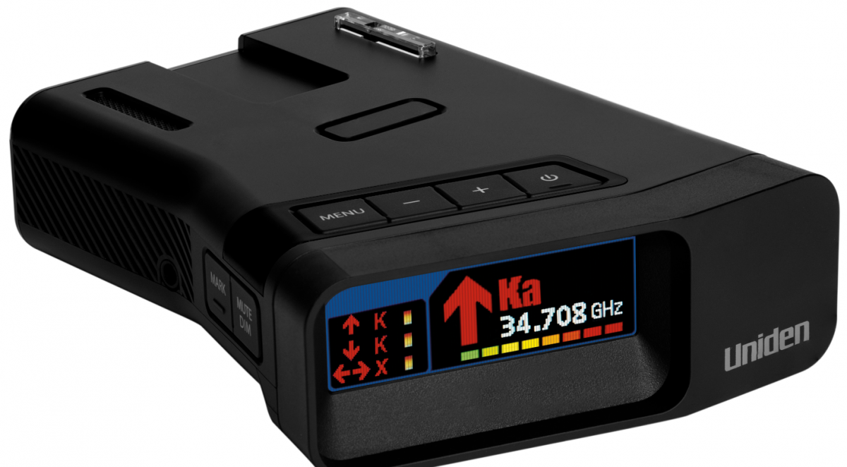 The NEW Uniden R7 Radar Detector is a Car Accessory You Need - see it