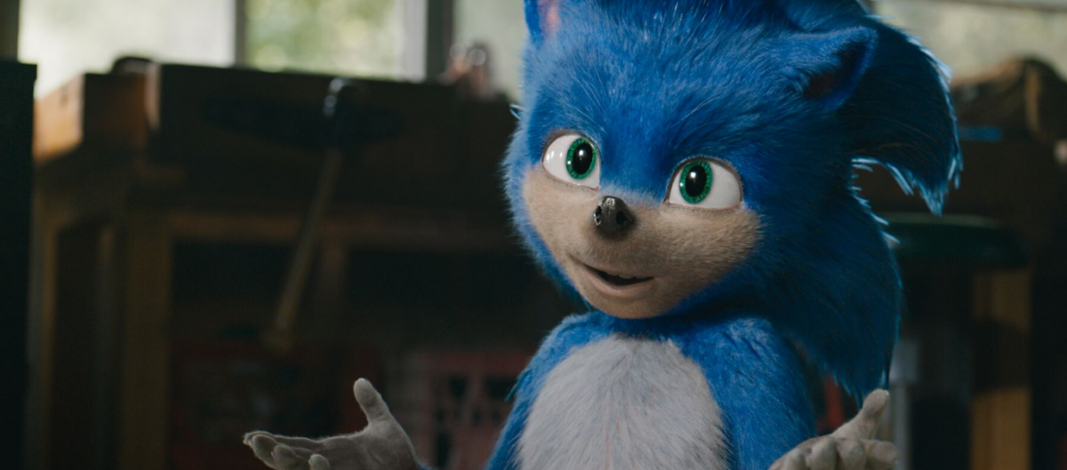 SONIC THE HEDGEHOG! is coming!