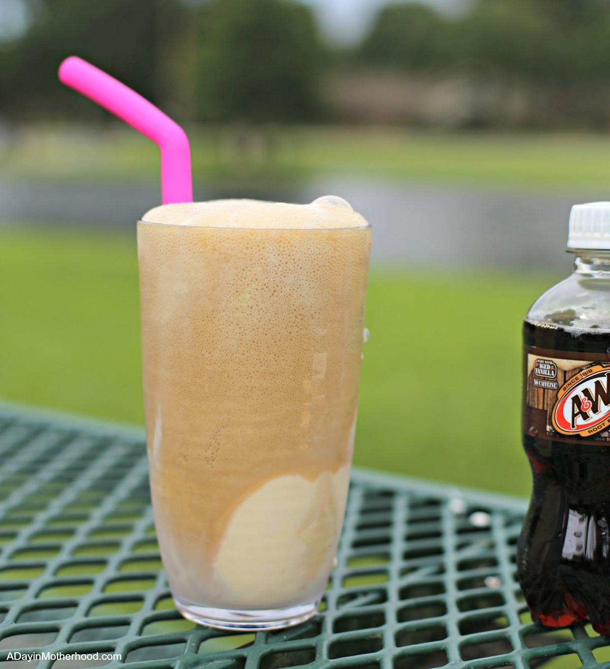 Summer Memories: Bringing the Past and My Grandmother Back to Life with a yummy float