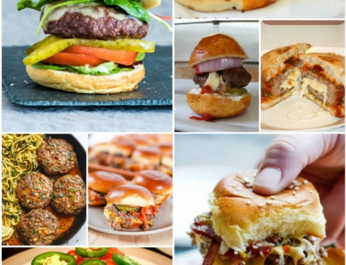 10 Burgers for Summer Grilling