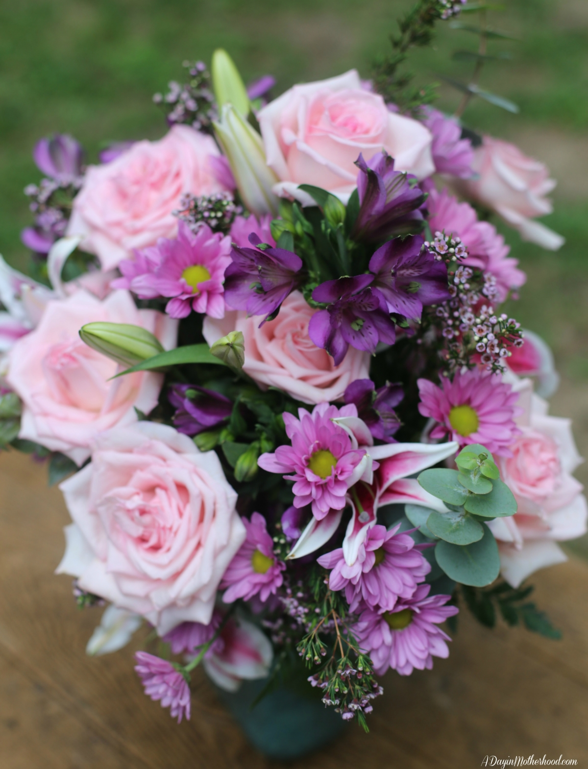 Mom Deserves the Best and Teleflora Delivers It to your mom