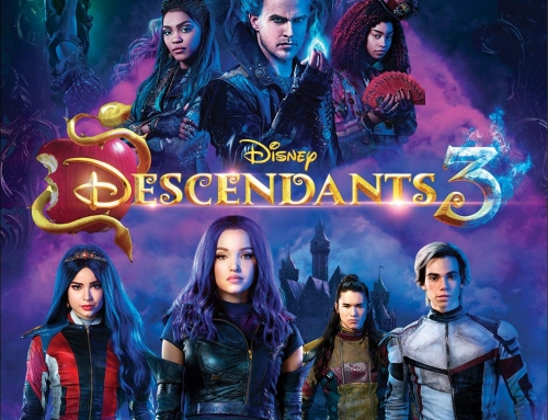 Descendants 3 Review: Closing Out With FUN!