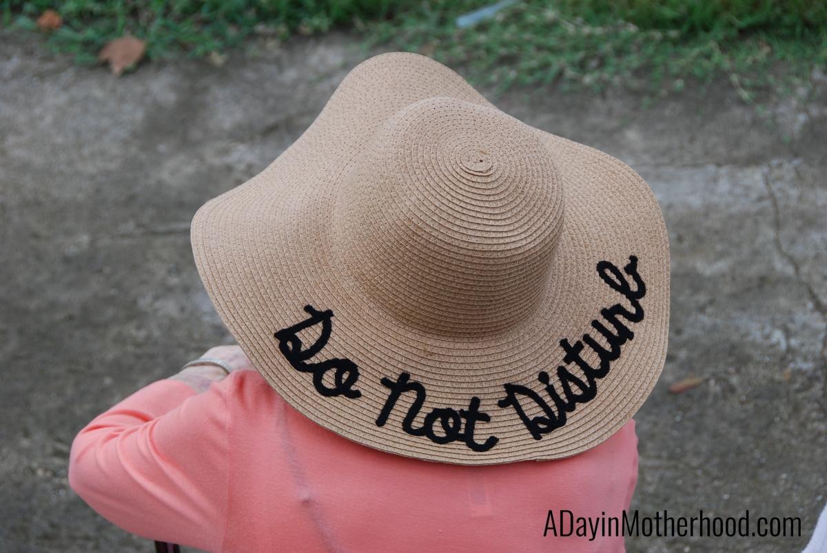Childhood Anxiety needs a do not disturb button