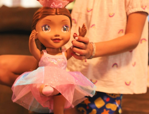 The Ballerina Dreamer Dancing Doll Review & GIVEAWAY!!