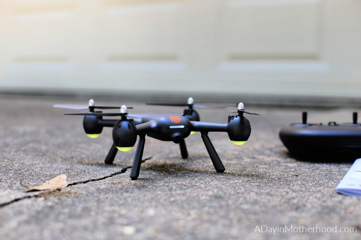 Need a Great Beginner Drone? Altair Aerial AA300 Review - the drone