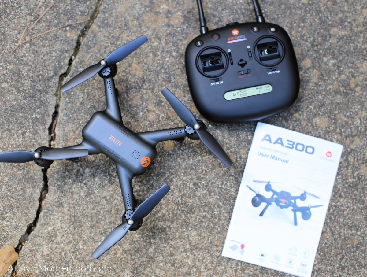 Need a Great Beginner Drone? Altair Aerial AA300 Review - easy and fun