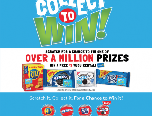 Collect To Win with RITZ, OREO & Chips Ahoy at Walmart!