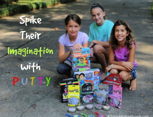 Spike Their Imagination with PUTTY! {Crazy Aaron's Puttyworld Review}