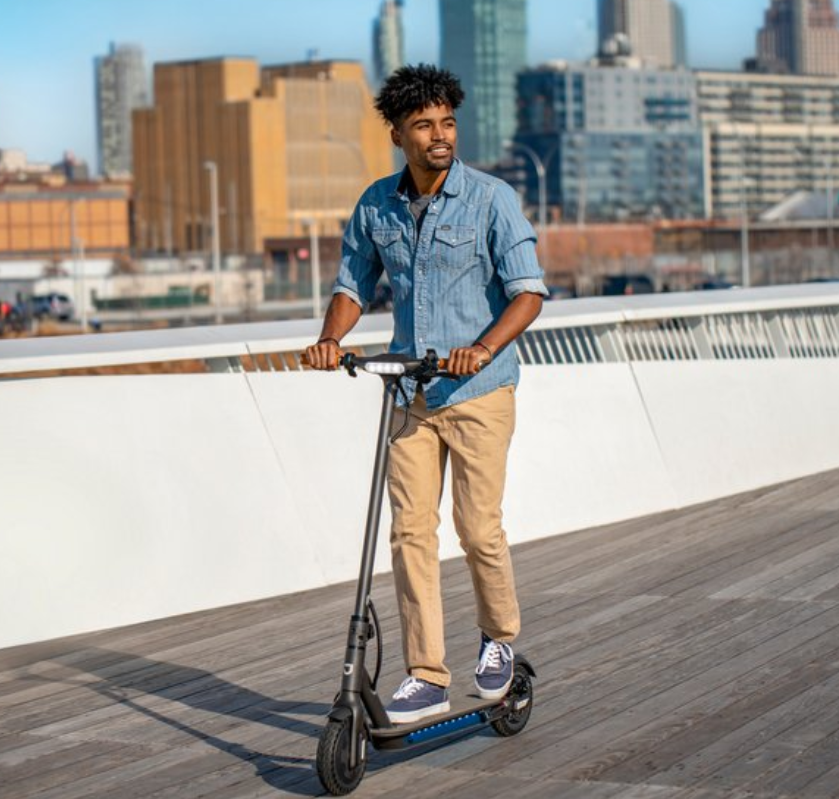 The Jetson Quest Electric Scooter is at Best Buy
