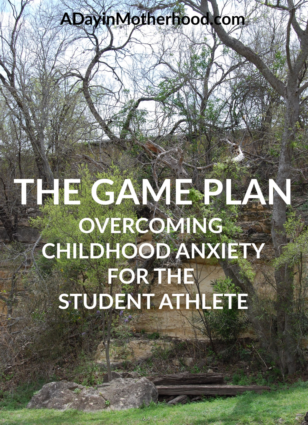 Having a game plan can help reduce your student athletes stress and anxiety