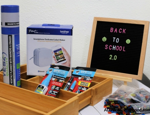 Back to School Organization 2.0 + DAP Personalization Giveaway