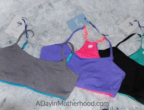 Bleuet Girl: A Better Bra for Tweens & Teens