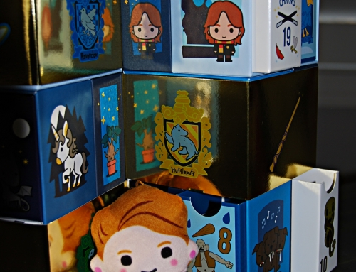 The Harry Potter Infinity Box