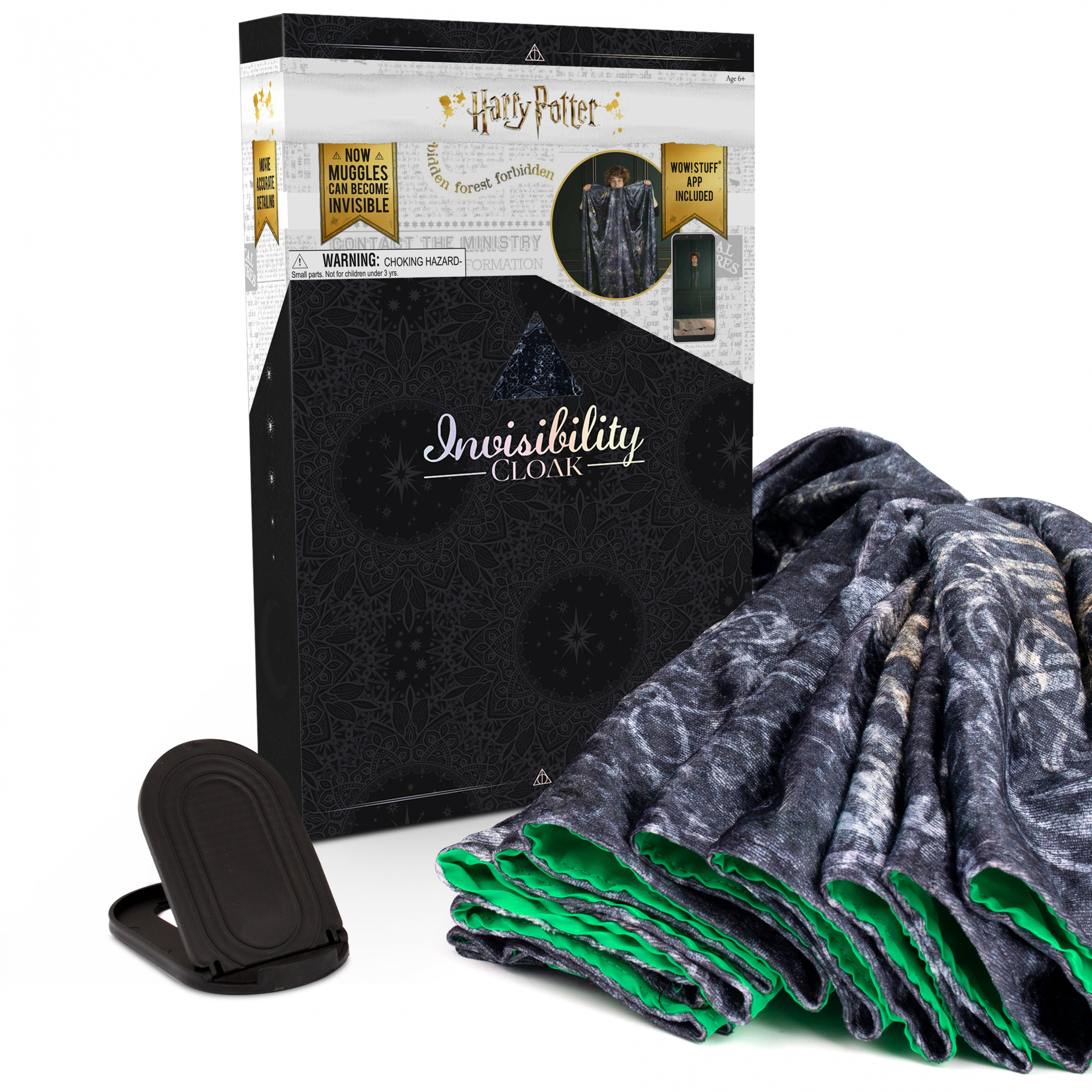 WOW! Stuff for The Wizarding World-a photo of invisibility cloak on ADayinmotherhood.com