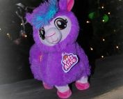 Gifts That Will Add a Little Sparkle to Your Tweens Life-photo of a dancing llama on ADayinMotherhood.com