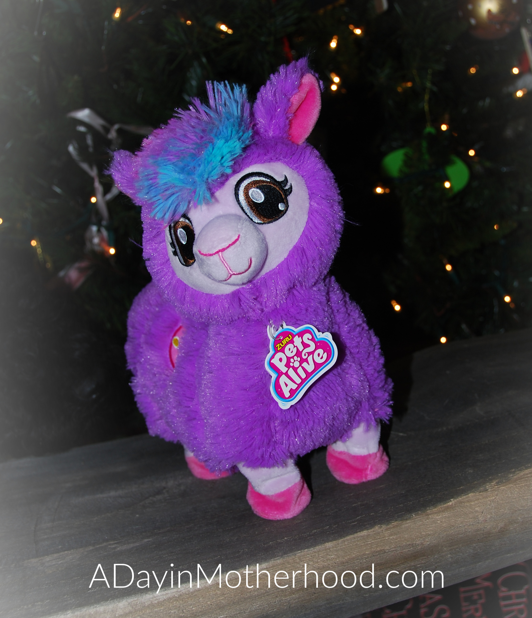 Gifts That Will Add Little Sparkle to Your Tweens Life-photo of a dancing llama on ADayinMotherhood.com